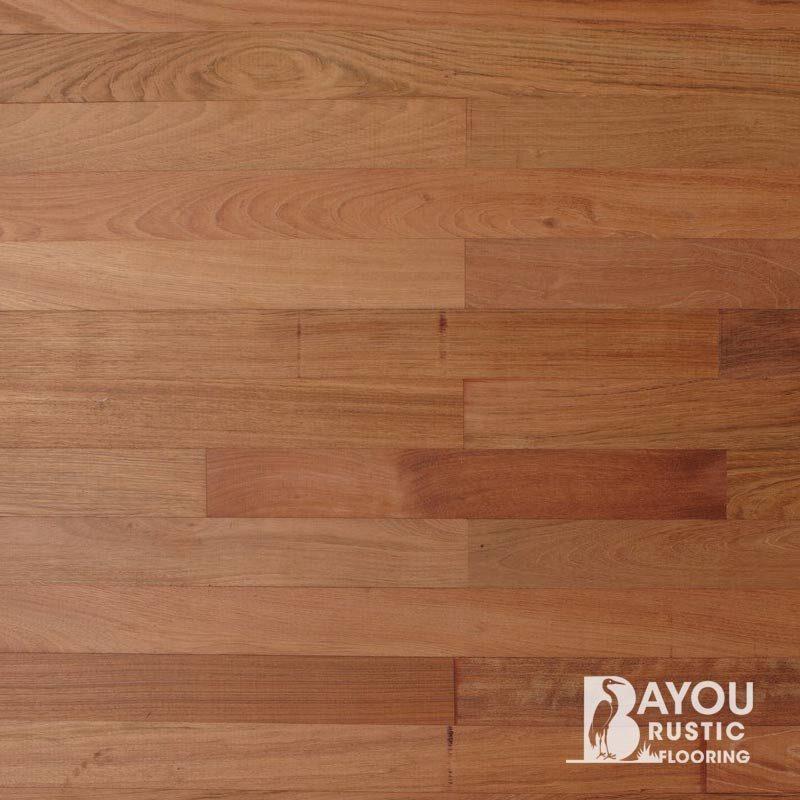5″ Brazilian Cherry 1′-7′ Unfinished Hardwood Flooring