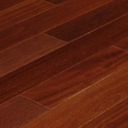 Santos Mahogany Unfinished Flooring