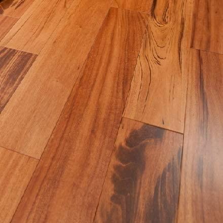 Tigerwood Unfinished Flooring