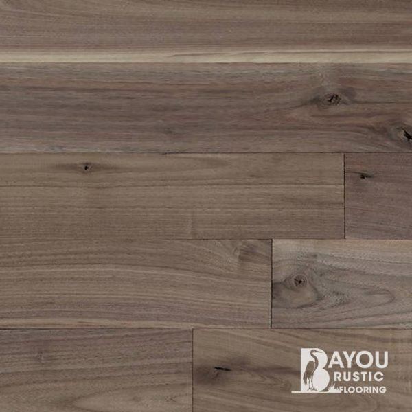 5″ Walnut 2′-10′ Unfinished Flooring (Character)