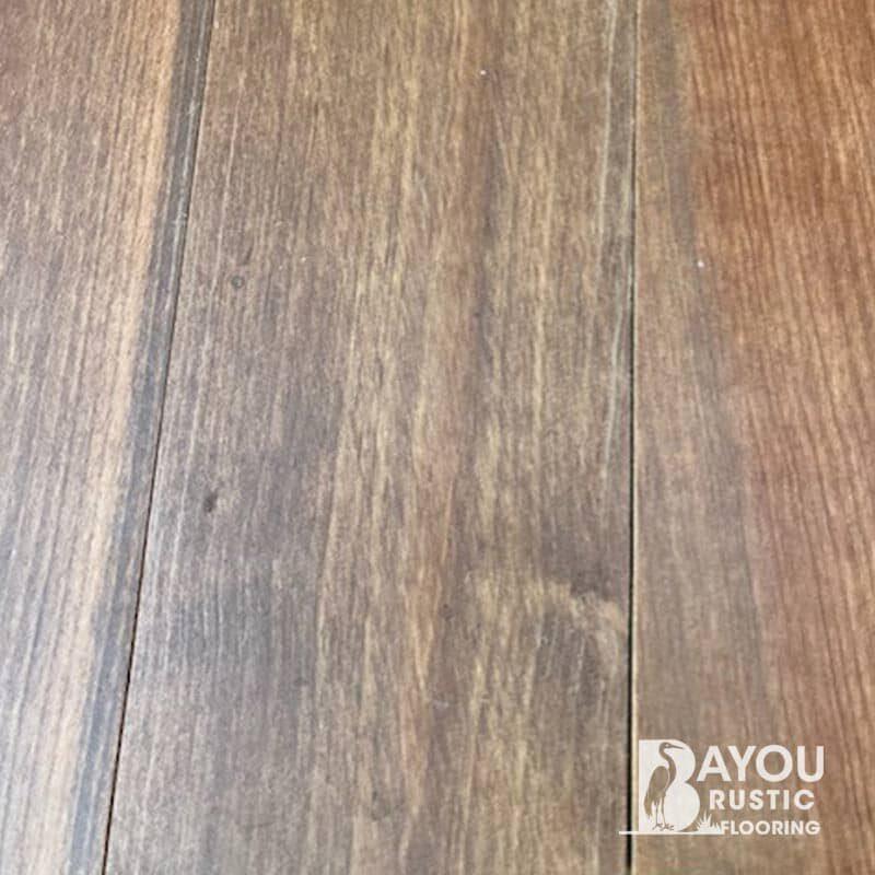 5″ Caribbean Pine 1′-7′ Prefinished Flooring Vintage