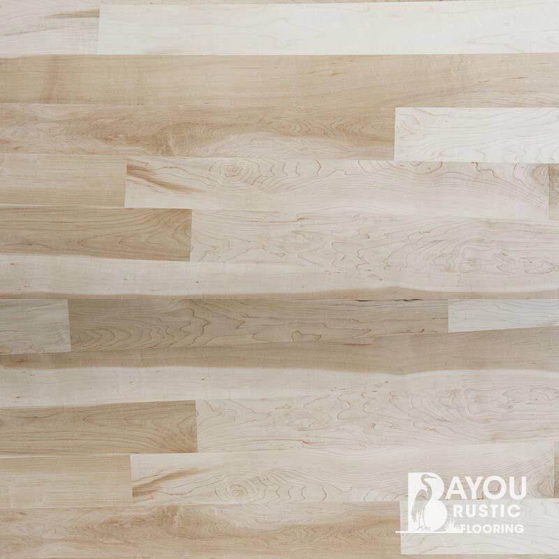 5″ Hard Maple 1′-7′ Unfinished Flooring (# 2 Common)
