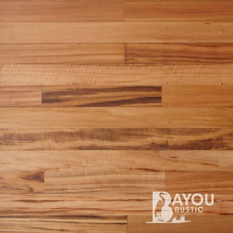 4″ Tigerwood 1'x7′ Unfinished Hardwood Flooring