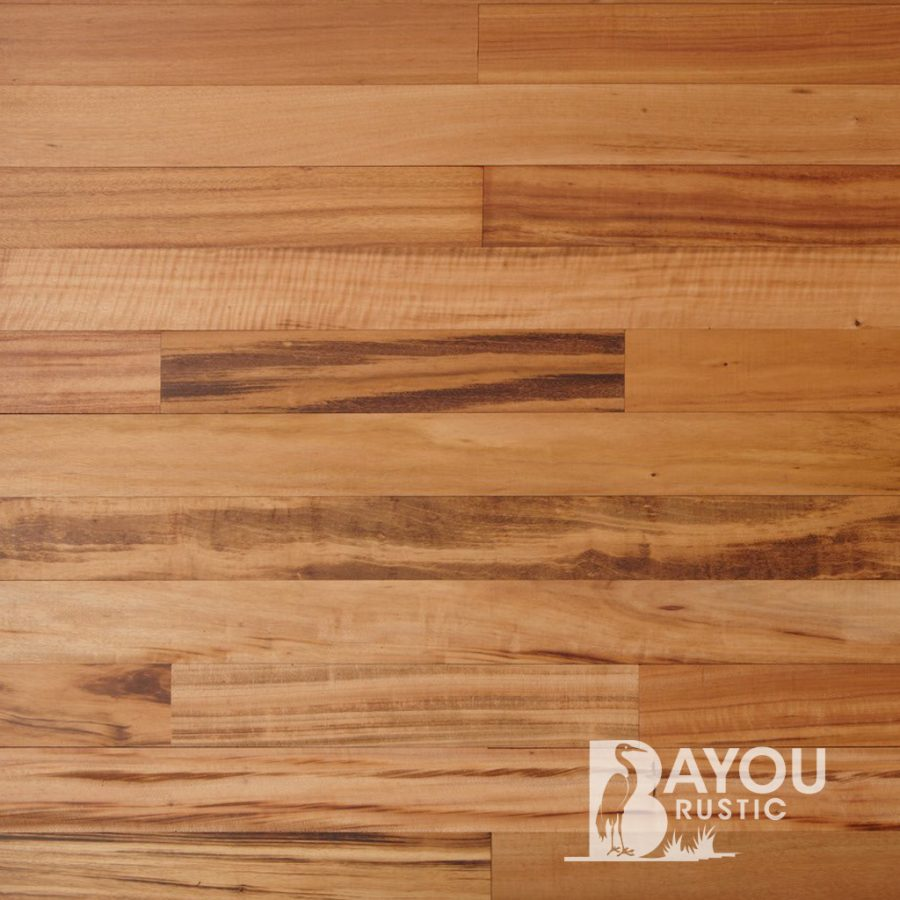 Tiger Wood Flooring Clear Unfinished