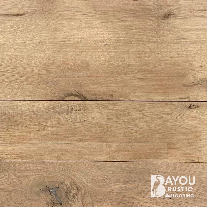 7″ White Oak 2′-10′ Unfinished Flooring (Live Sawn)
