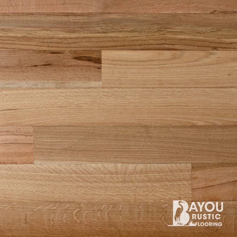 4″ White Oak 2′-10′ Unfinished (Character) Rift & Quartered