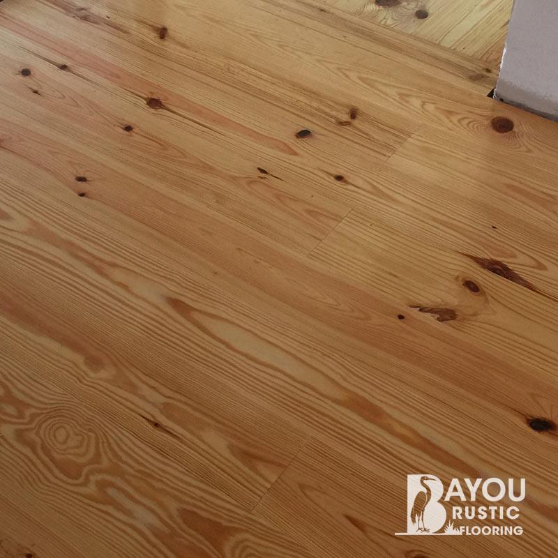 Rustic #2 Pine Flooring