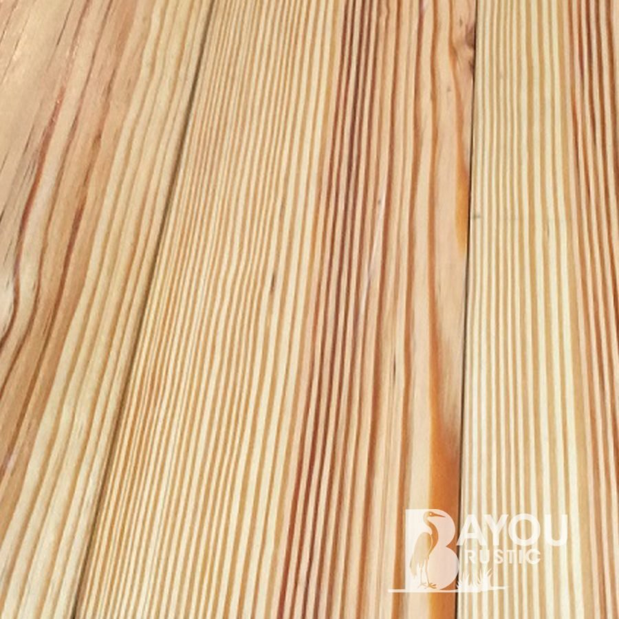 Unfinished Southern Yellow Pine Select