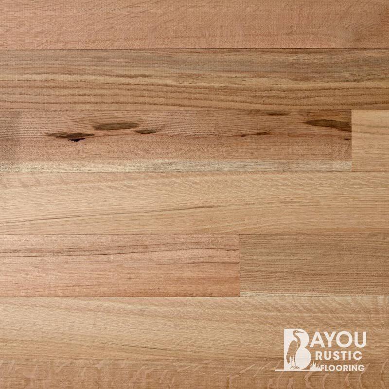 6″ White Oak Unfinished Engineered Flooring (R/Q Euro)