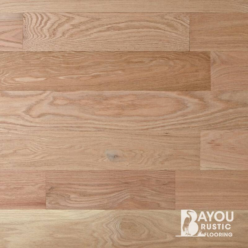 8″ White Oak Unfinished Engineered Flooring (Select)