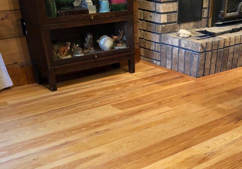 Caribbean Heart Pine Flooring