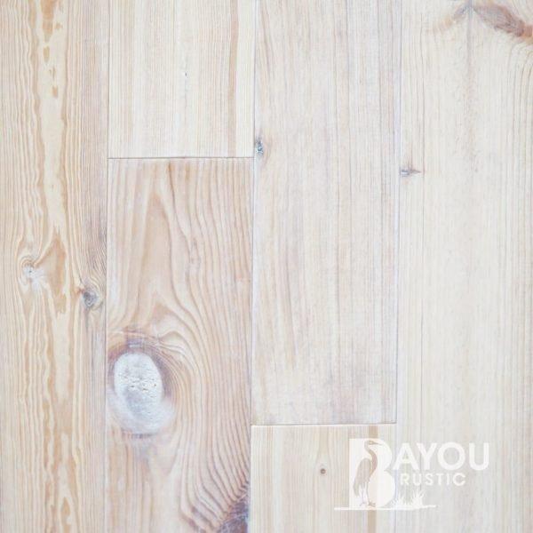 "Caribbean Heart Pine- Monocoat by Rubio ""White Wedding"""