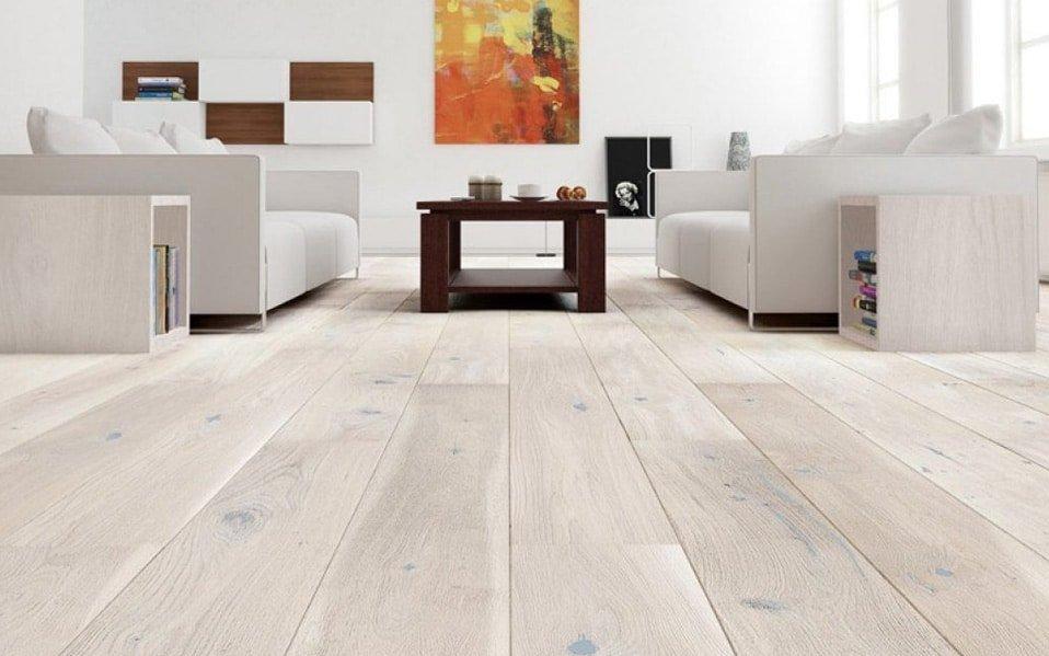 Unfinished Engineered White Oak