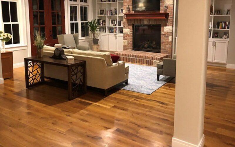 Grading Oak Hardwood Floors